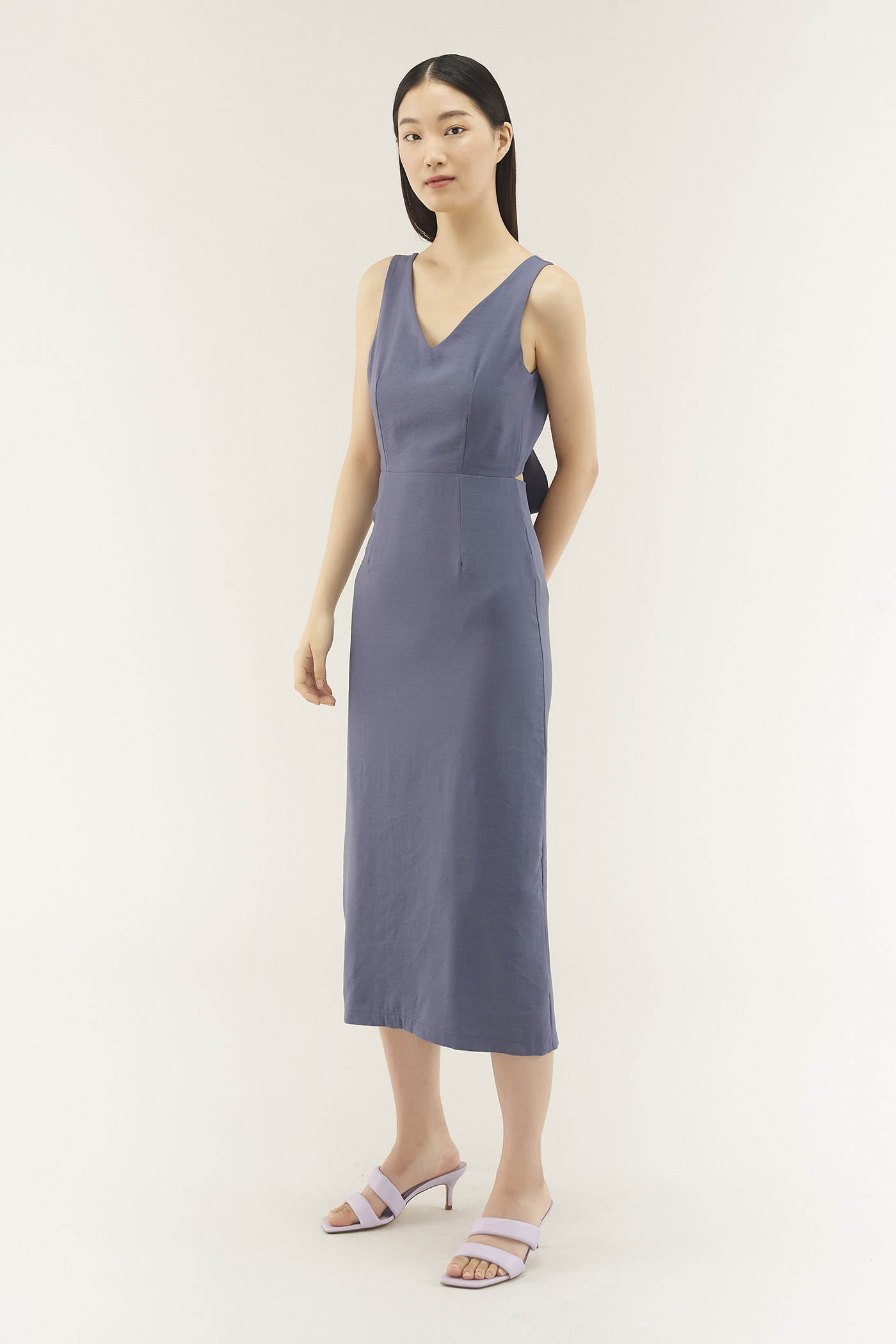 Hilma Strap-tie Dress