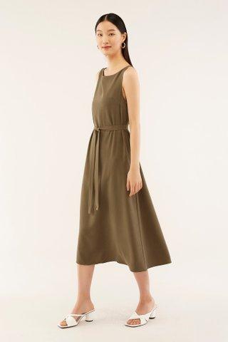 Alaiya Midi Dress