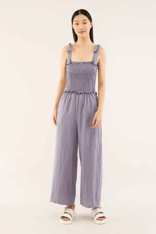 Xandy Smock Jumpsuit
