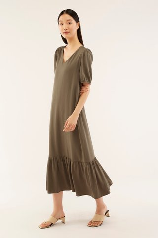 Stacie Tent Dress