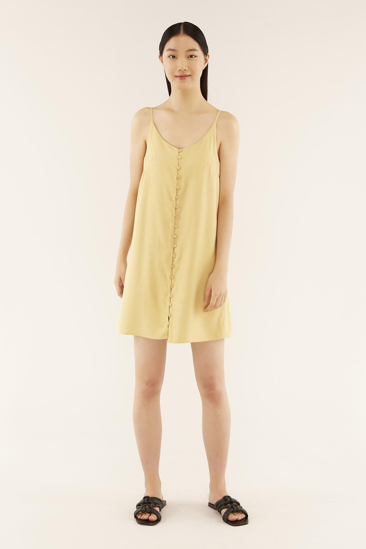 Anesha Button-through Dress