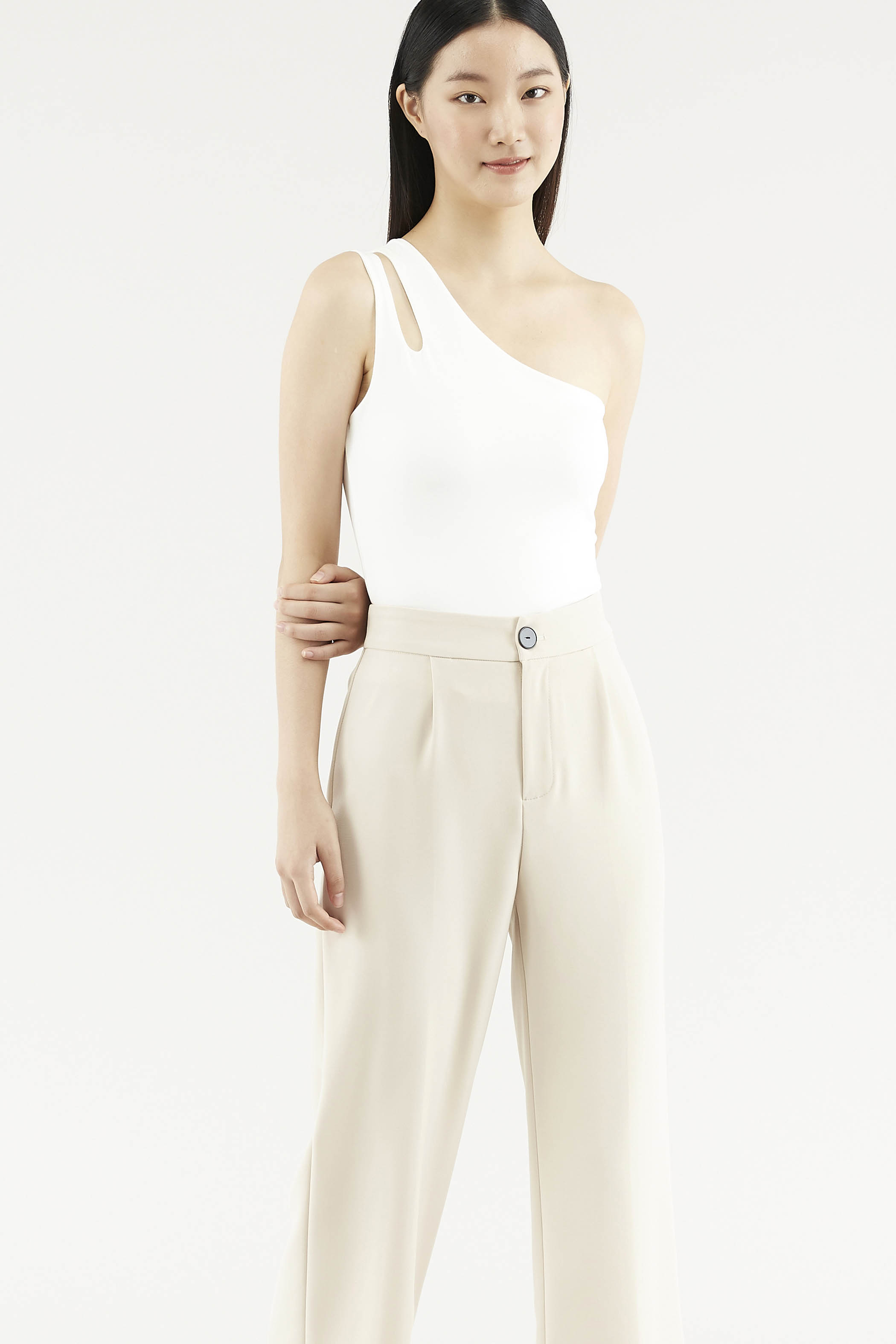 Narelle One-shoulder Top