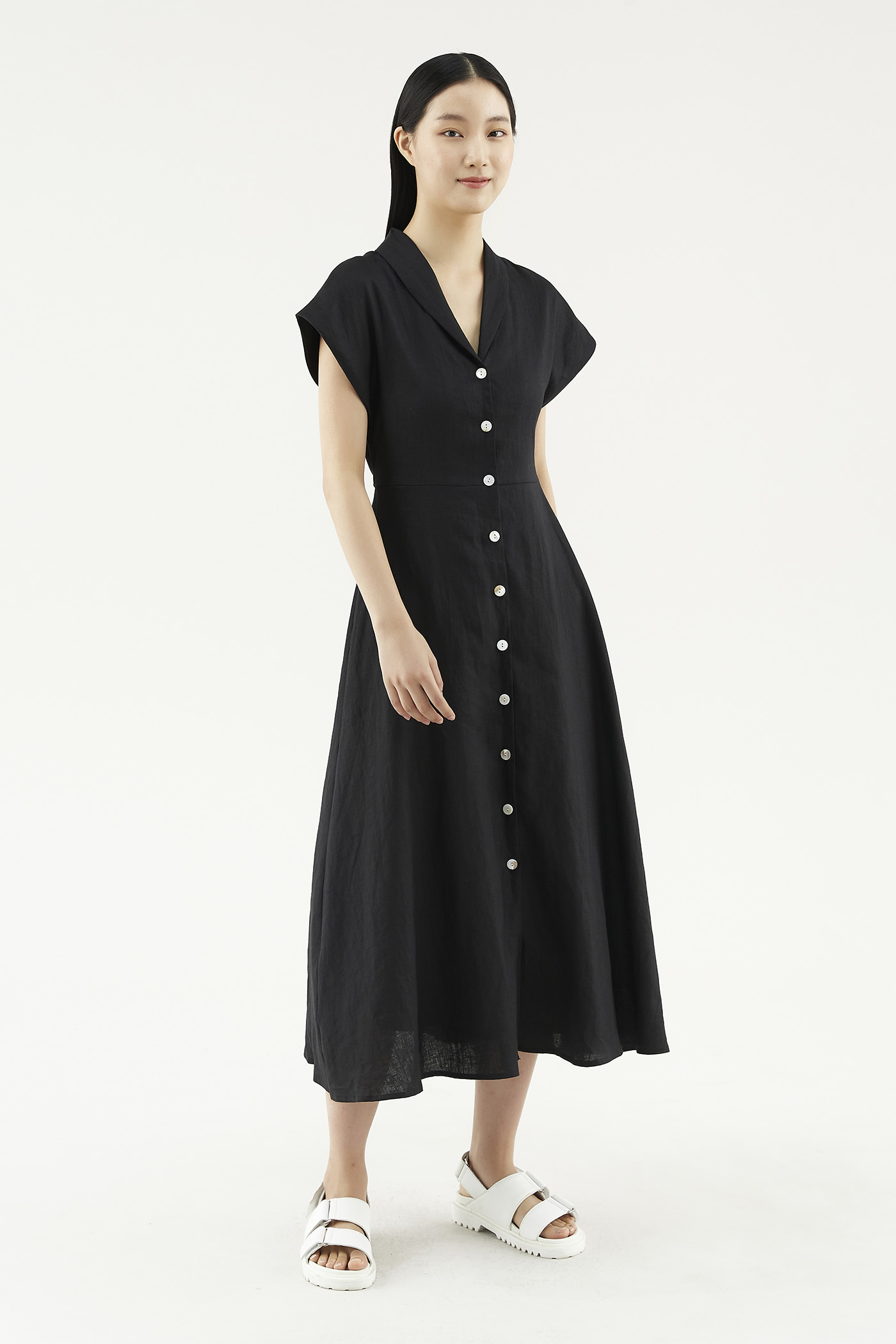 Leora Shirtdress