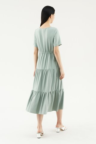 Hester Tiered Dress