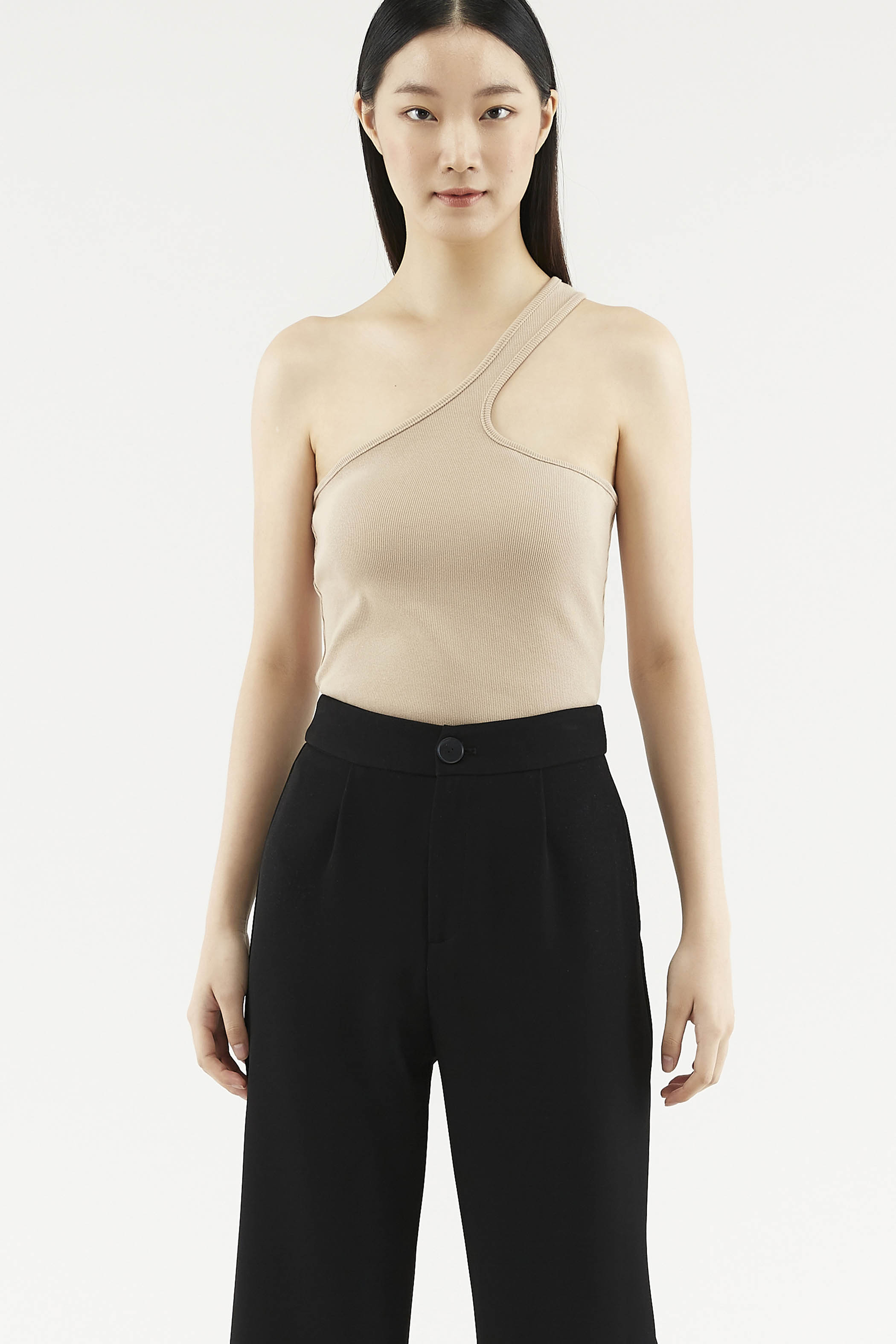 Jenna One-shoulder Top
