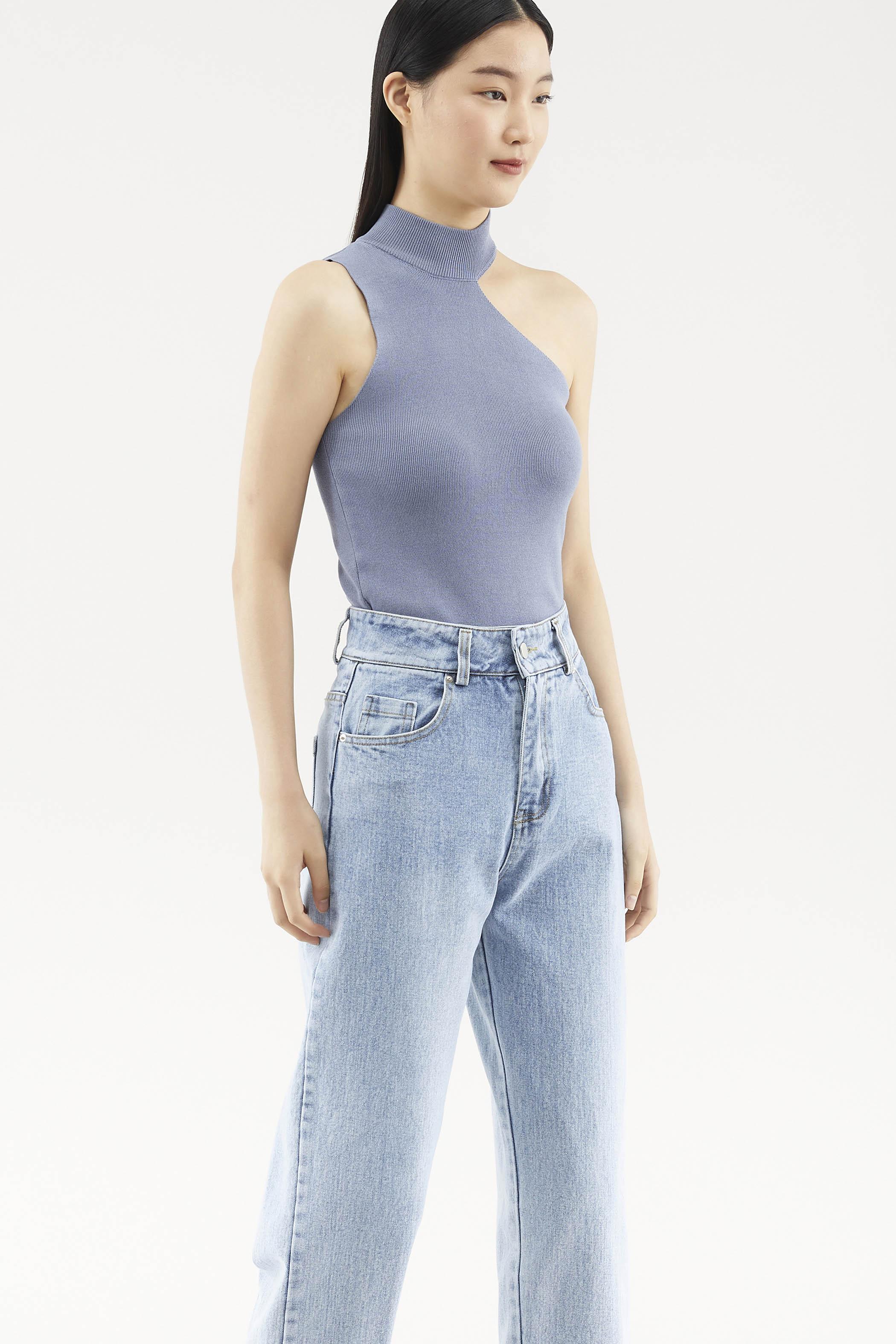 Jaelle Asymmetrical  Top