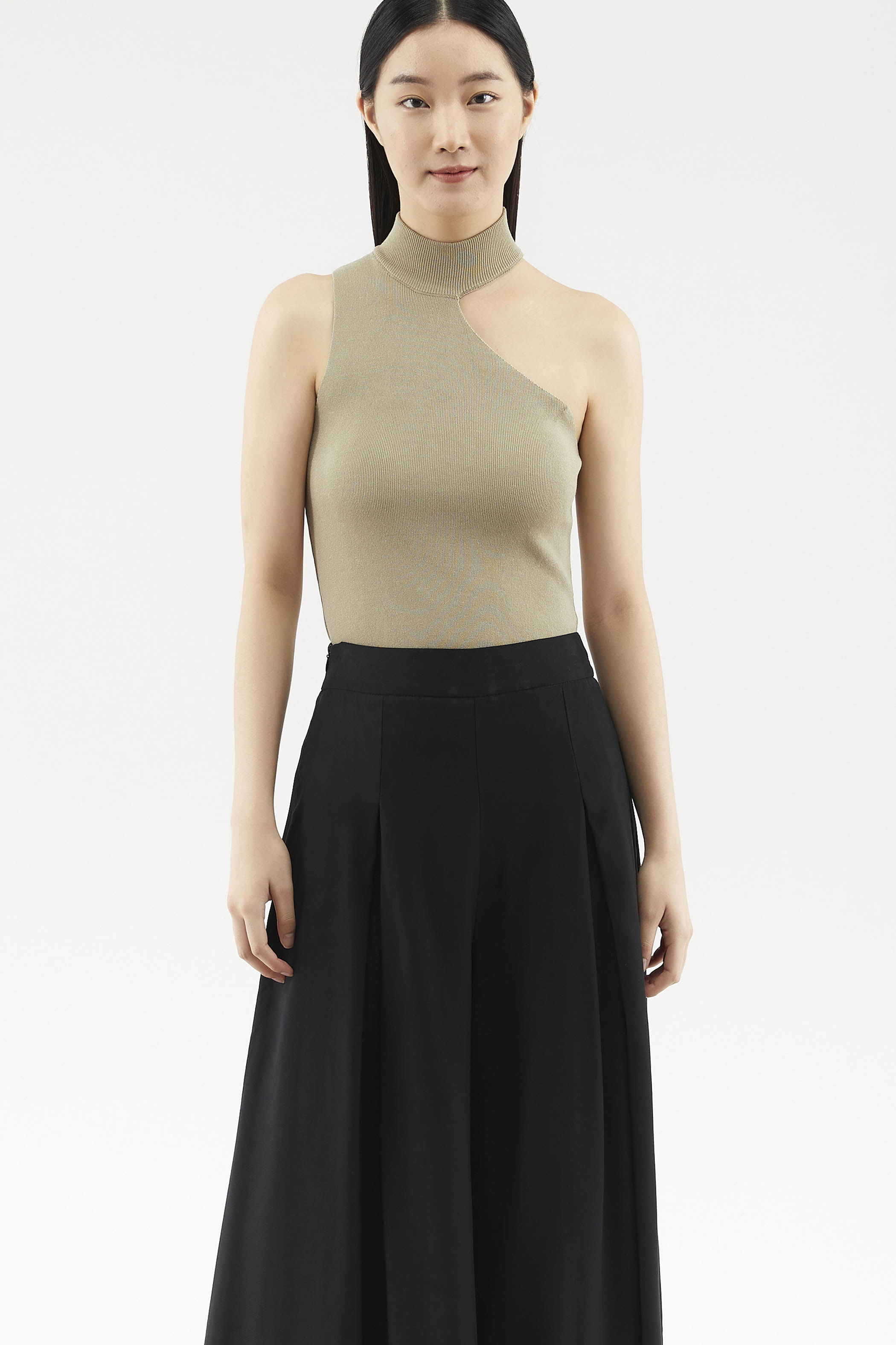 Jaelle Asymmetrical  Top