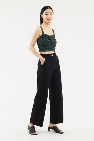 Derryl Wide-leg Pants