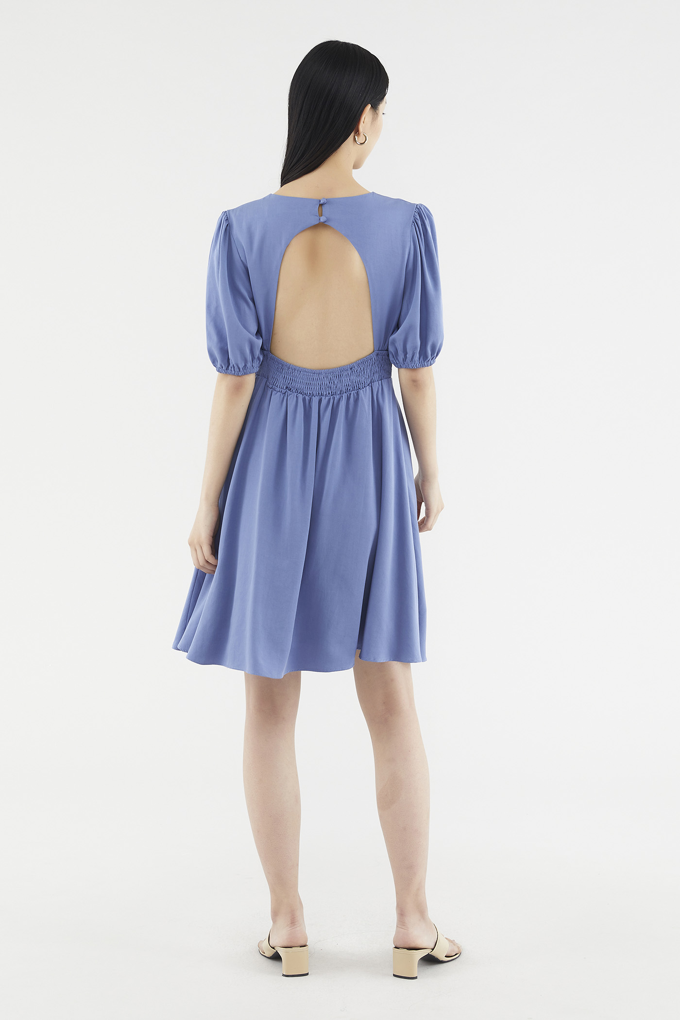 Shilah Back Cut-out Dress