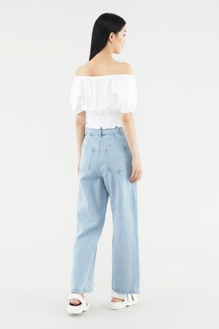 Ellana Off-shoulder Top