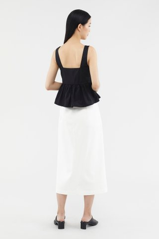 Aritha Peplum Top