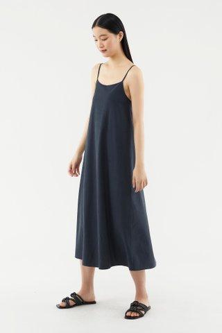 Lauree Back-tie Dress