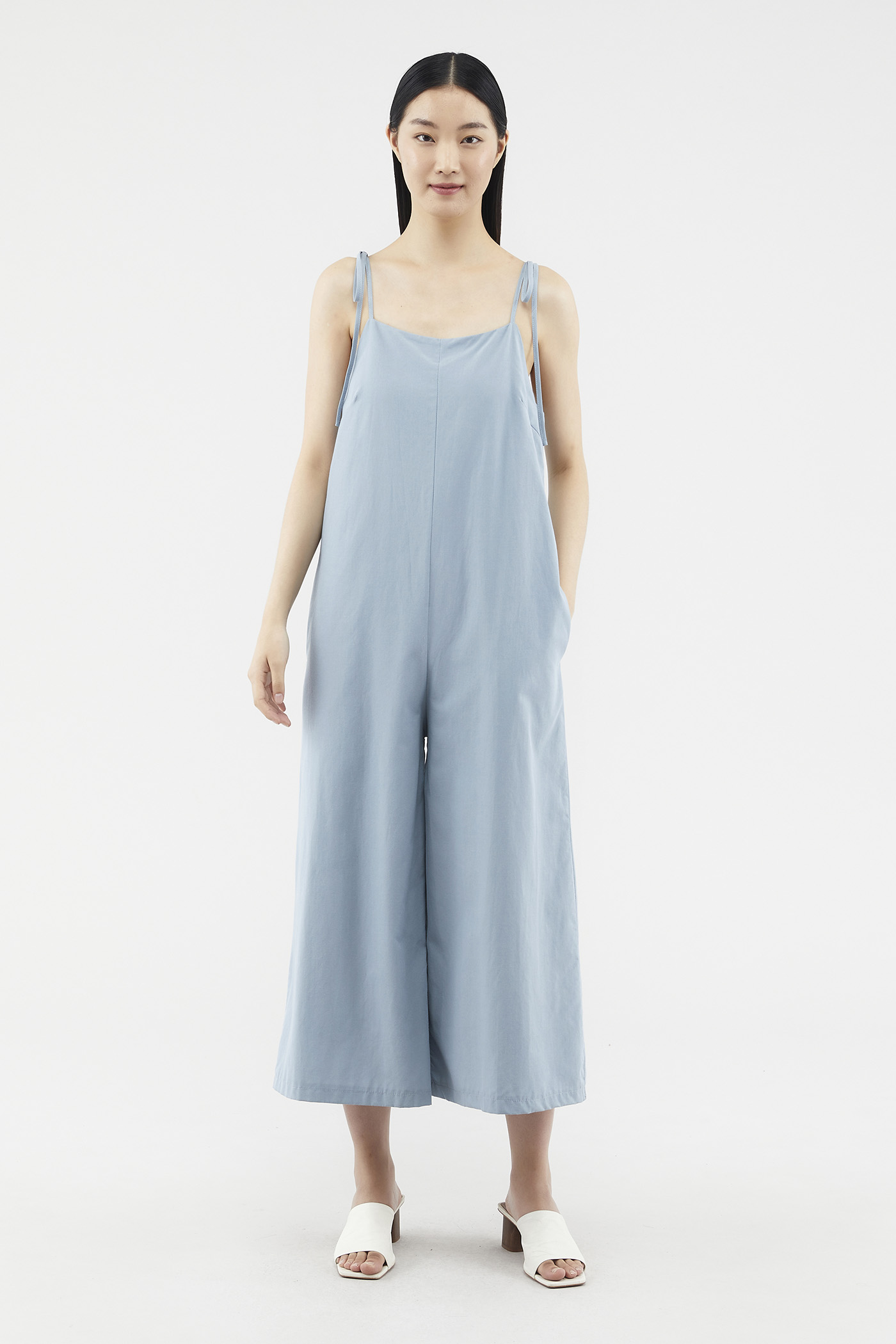 Raysa Relaxed Jumpsuit