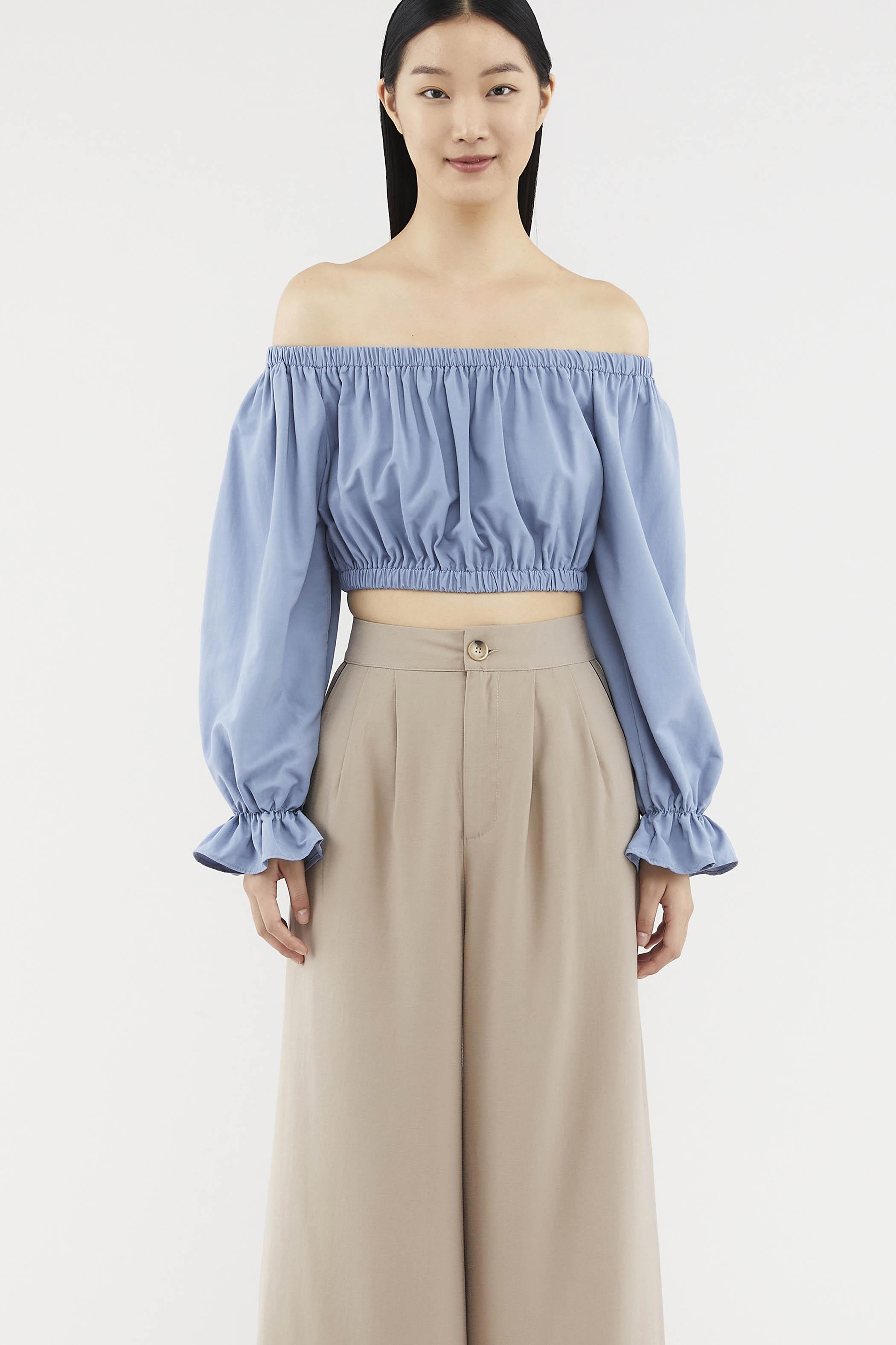 Yasmine Off-shoulder Top