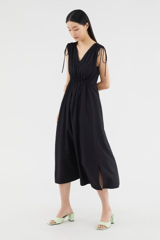 Kiara V-neck Dress